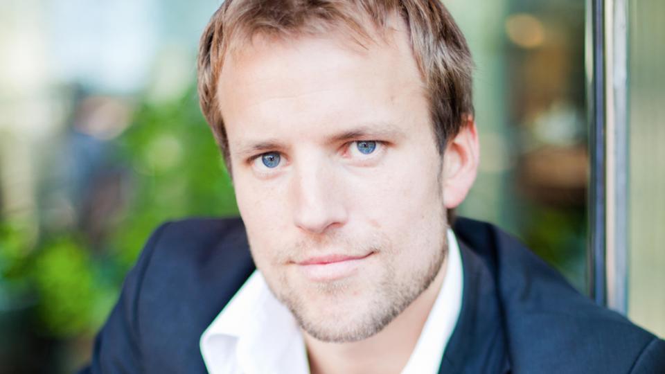 Fredrik Weibull